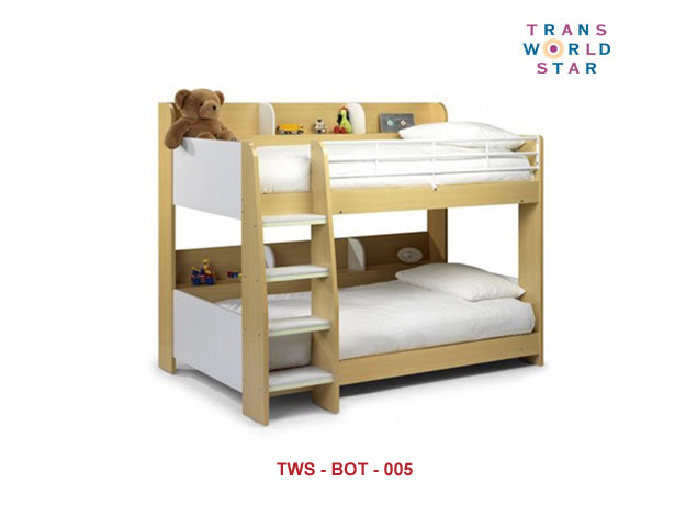 Kids Bunk Bed Bunker Cots Stainless Steel Bunker Cot