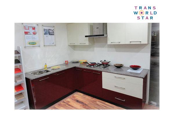 Kitchen Cabinets, Modular Kitchen Cabinets, Modern Kitchen Cabinets,  Worktops, Shutter Finishes,