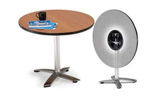 Restaurant tables Modern cafeteria tables Stainless steel